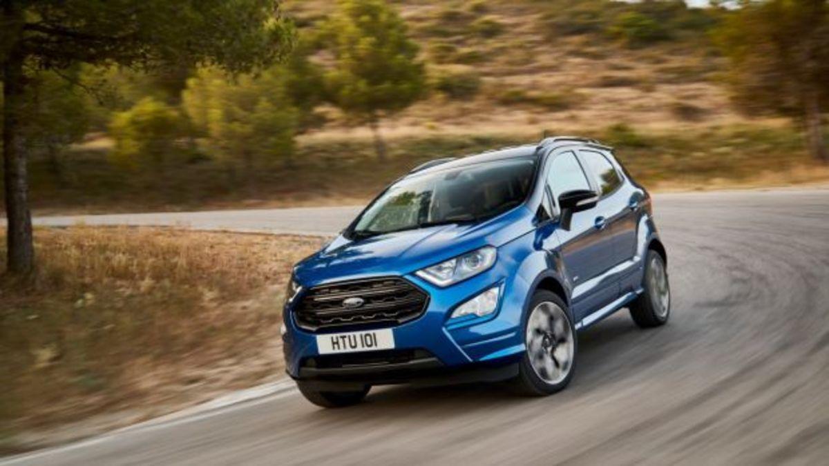 Στην Ευρώπη η παραγωγή του ανανεωμένου Ford EcoSport | Newsit.gr