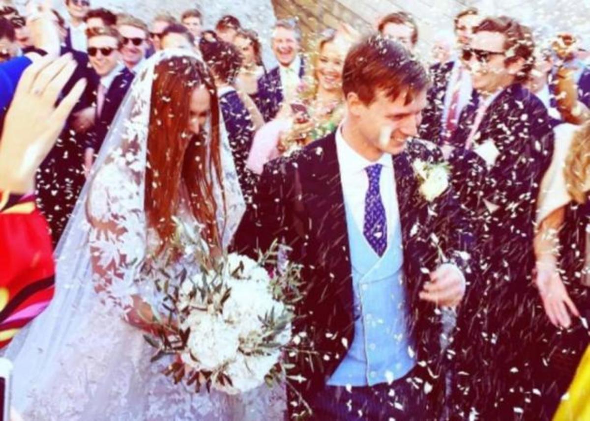 Γάμος χλιδής για τον γιο μεγιστάνα με καλλονή σχεδιάστρια μόδας! [pics] | Newsit.gr