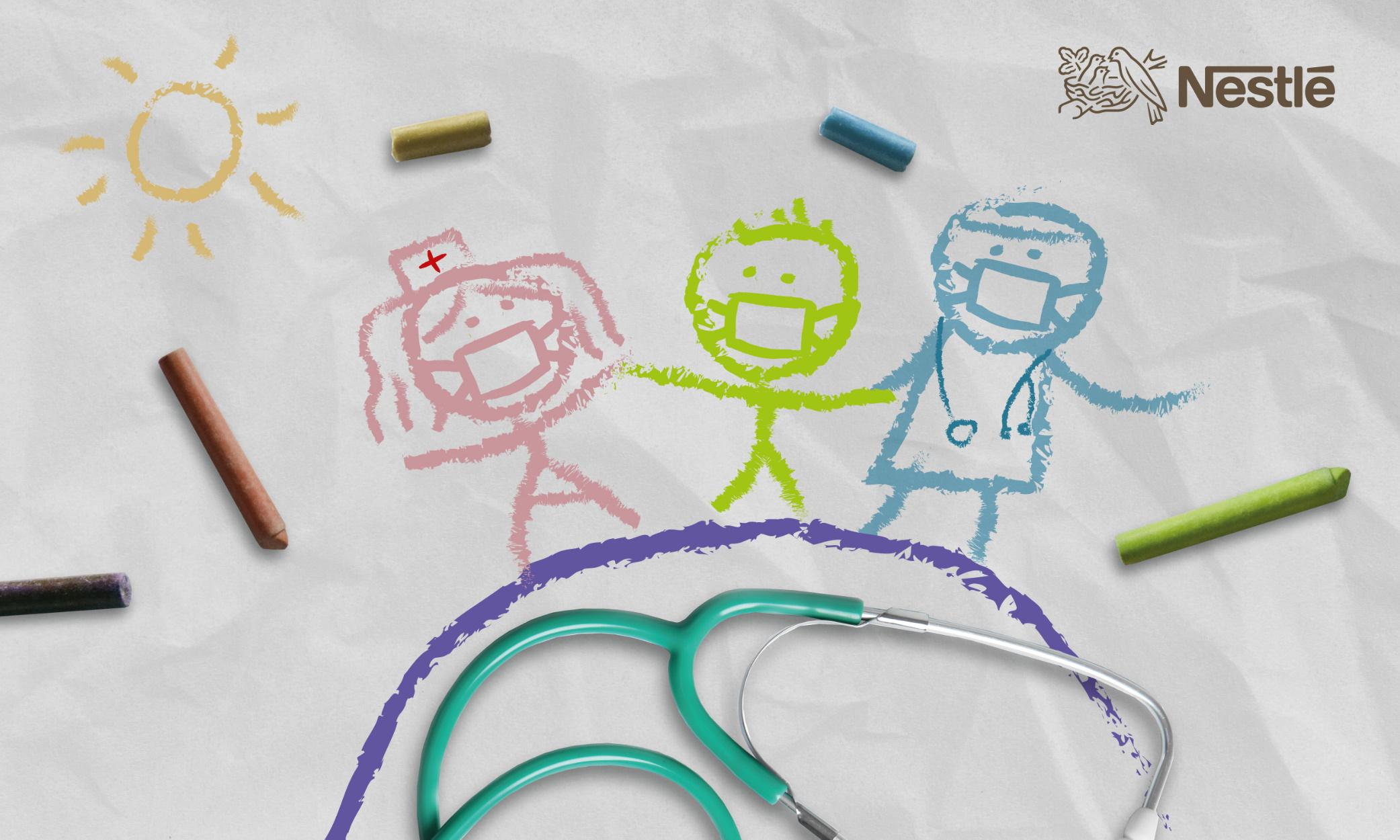 Nestlé Ελλάς: Δωρεά 6 ΜΕΘ στο Νοσοκομείο Παίδων «Η Αγία Σοφία»