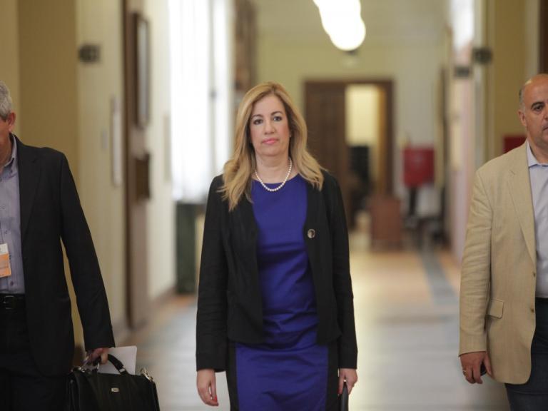 Γεννηματά: Ζητώ εντολή ανατροπής του πολιτικού σκηνικού | Newsit.gr