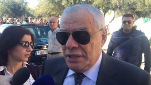 Ζαφειρόπουλος – Κηδεία: Συγκλονισμένος ο Γιακουμάτος! «Γιατί Θεέ μου;» [vid]