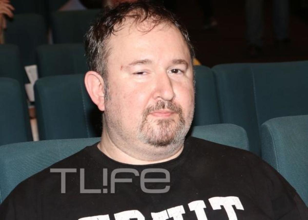 Γιάννης Παπαμιχαήλ: Σπάνια βραδινή έξοδος! Φωτογραφίες | Newsit.gr
