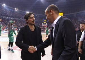 Ολυμπιακός – Παναθηναϊκός: Ο Γιαννακόπουλος τρόλαρε τον Αγγελόπουλο [vid]