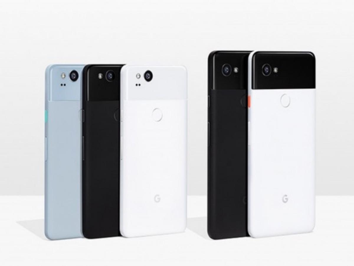 Google: Αυτά είναι τα νέα Pixel 2 και Pixel 2 XL | Newsit.gr