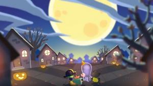 Halloween: Η γιορτή, το Doodle και η διαφορά με τις Απόκριες