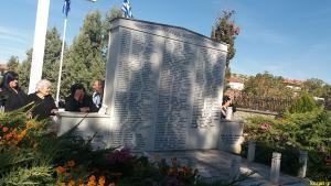 Ξύπνησαν μνήμες από τη ναζιστική θηριωδία στο Μεσόβουνο Κοζάνης