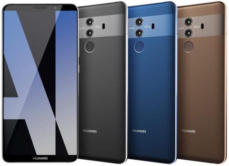 "H Huawei μας παρουσιάζει την ""εξυπνάδα"" του νέου Mate 10 | Newsit.gr"