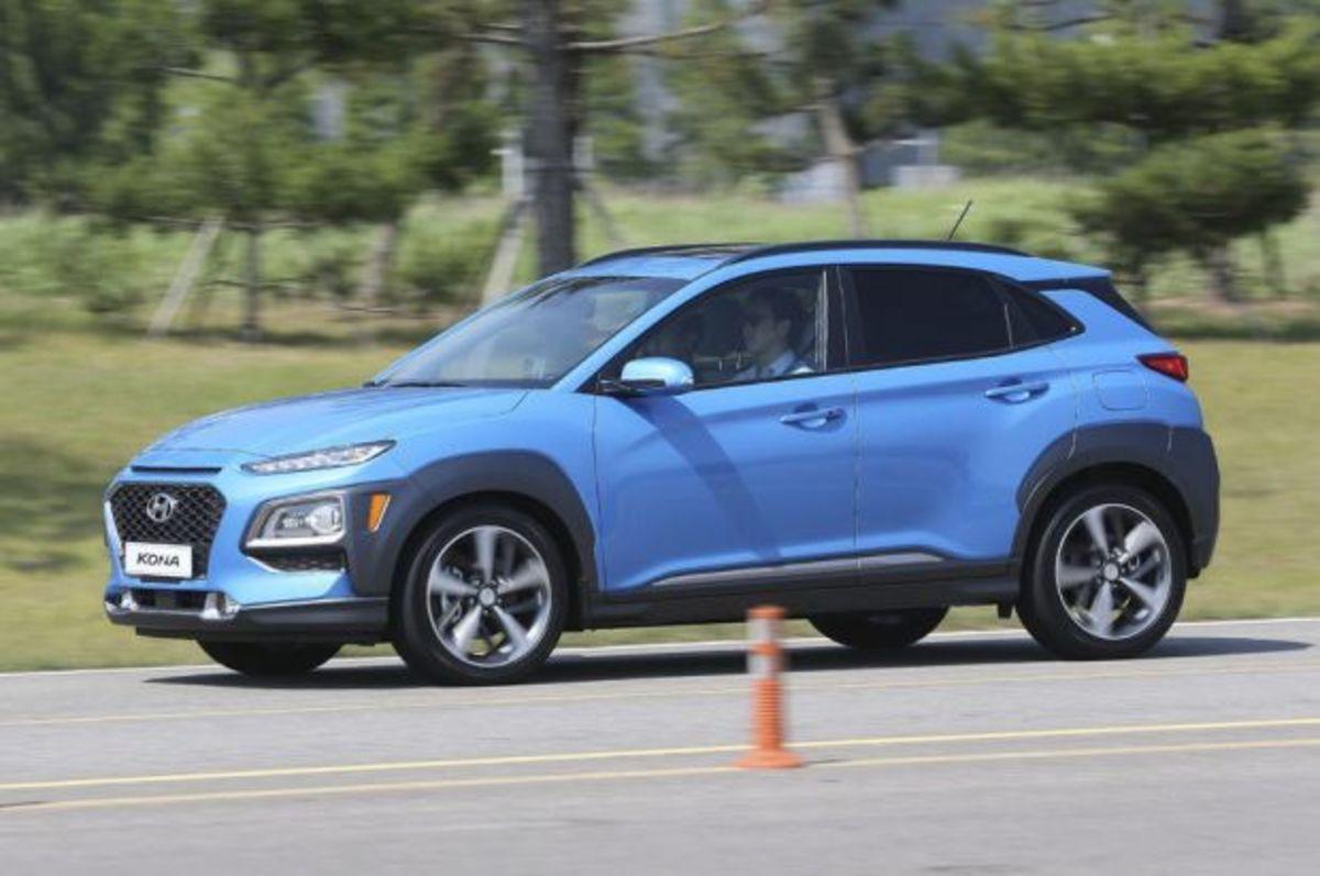 H Hyundai ετοιμάζει και ηλεκτρική έκδοση του Kona | Newsit.gr