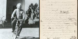Αλμπερτ Αϊνστάιν: Αυτό είναι το μυστικό για μια ευτυχισμένη ζωή