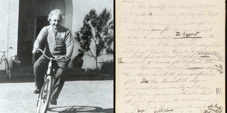 Αλμπερτ Αϊνστάιν: Αυτό είναι το μυστικό για μια ευτυχισμένη ζωή | Newsit.gr
