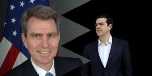 Τζέφρι Πάιατ: Η επίσκεψη του Τσίπρα στις ΗΠΑ θα είναι επιτυχής