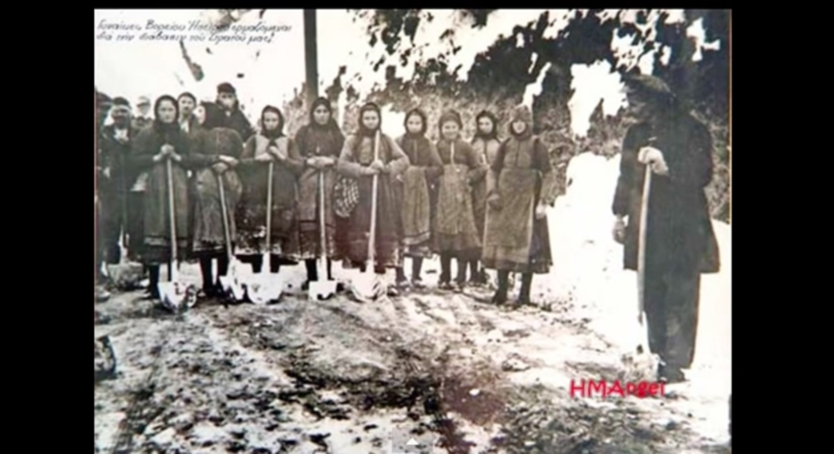 «Αυτές οι Γυναίκες οι Ηπειρώτισσες»! Ένα βίντεο για εκείνες που μάτωσαν το 1940 | Newsit.gr