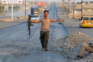 Συμφωνία για κατάπαυση του πυρός στο Βόρειο Ιράκ