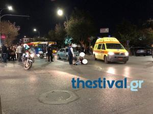 Αυτοκίνητο παρέσυρε 13χρονη στο κέντρο της Θεσσαλονίκης