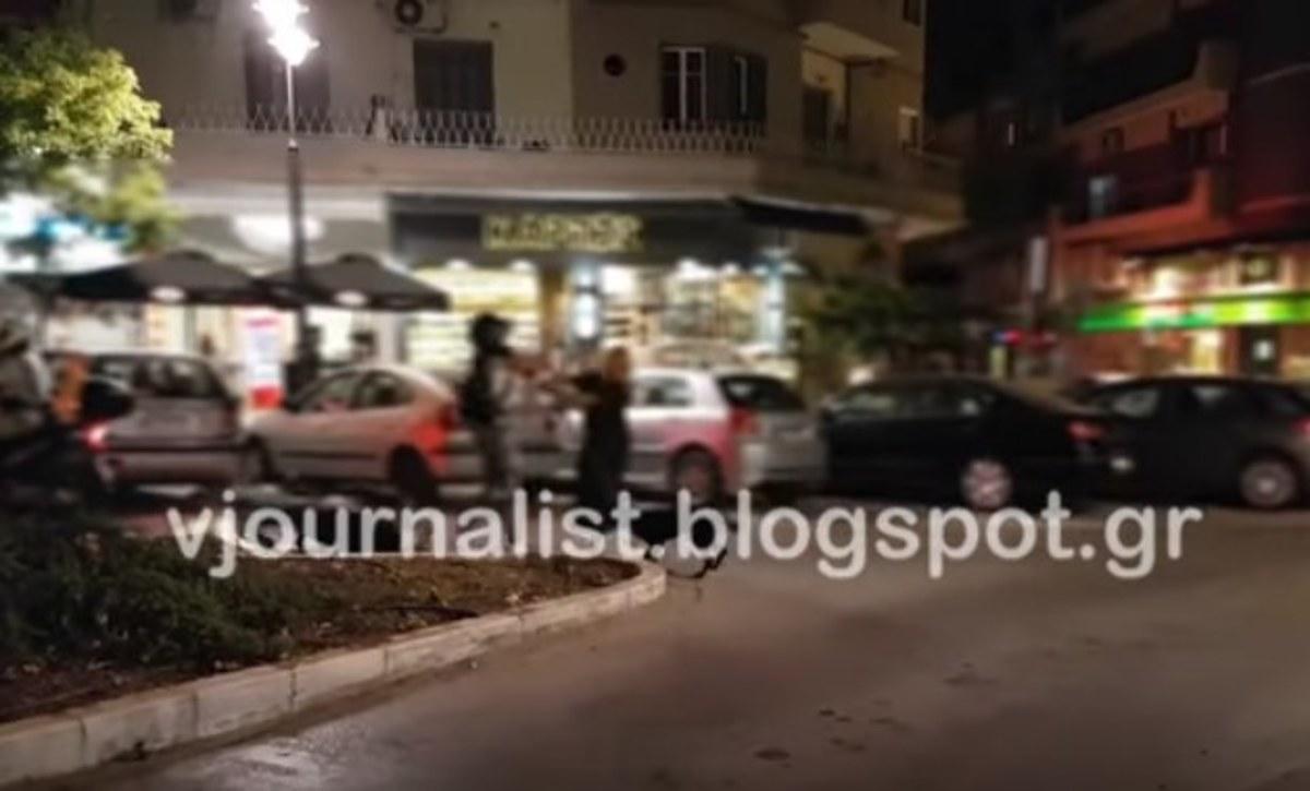 Απίστευτο ξύλο γυναικών στο κέντρο της Θεσσαλονίκης! [vid] | Newsit.gr