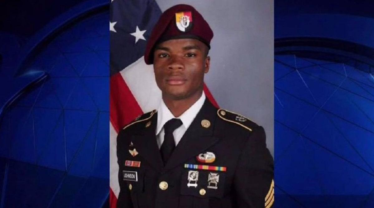 Τραμπ χήρα στρατιώτης