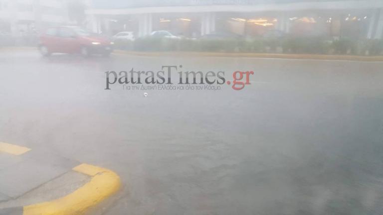 Καιρός: Ο Δαίδαλος έφερε προβλήματα – Καταιγίδες, χαλάζι και υδροστρόβιλος στη Δυτική Ελλάδα [pics, vid] | Newsit.gr