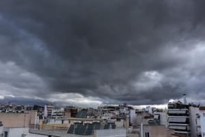 Καιρός: Έκτακτο δελτίο επιδείνωσης – Σφοδρές καταιγίδες και χαλάζι