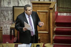ΝΔ για Καμμένο: Συνένοχος ο Τσίπρας – Τι απαντά ο υπουργός για την πώληση όπλων στην Σαουδική Αραβία