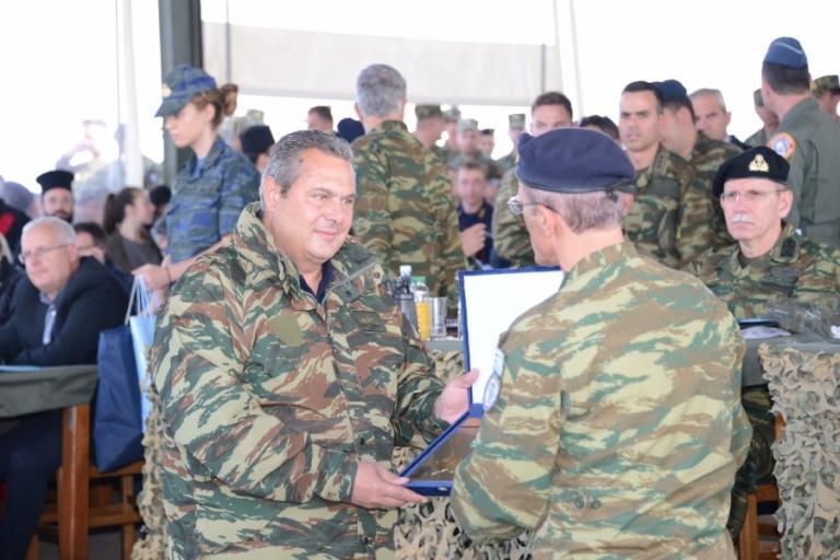 Πάνος Καμμένος: Ηχηρά μηνύματα στους «γείτονες»!   Newsit.gr