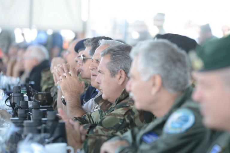 Νέο μήνυμα Καμμένου: Εθνική κυριαρχία και εδαφική ακεραιότητα δεν είναι αντικείμενο διαπραγμάτευσης [pics] | Newsit.gr