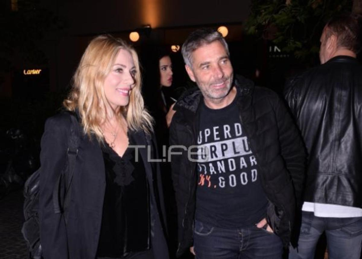Σμαράγδα Καρύδη – Θοδωρής Αθερίδης: Είναι αχώριστοι! [pics]   Newsit.gr