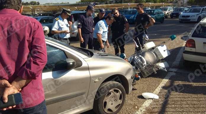 Καταδίωξη με τραυματία αστυνομικό στην Αμαλιάδα [pics] | Newsit.gr
