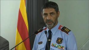 Καταλονία: Ελεύθερος με ο διοικητής της αστυνομίας – Νέο τελεσίγραφο Ραχόι