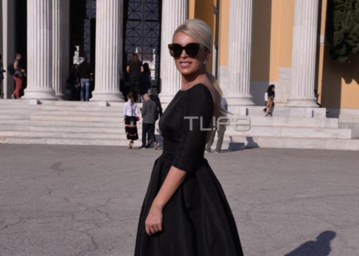 Κατερίνα Καινούργιου: Σαν σταρ του Χόλιγουντ στο κήπο του Ζαππείου! | Newsit.gr