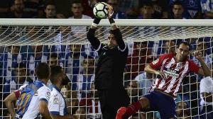 La Liga: «Στεγνή» από γκολ η Ατλέτικο Μαδρίτης