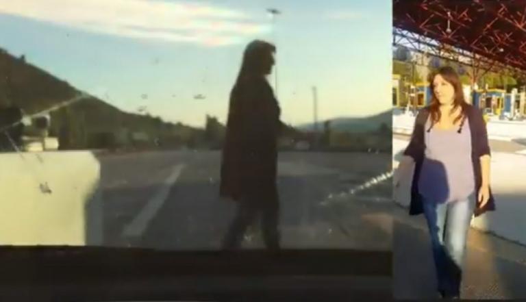 Η Ζωή Κωνσταντοπούλου «ξαναχτυπά»: Αθήνα – Καλαμάτα χωρίς να πληρώσει… 7 διόδια! [vid] | Newsit.gr