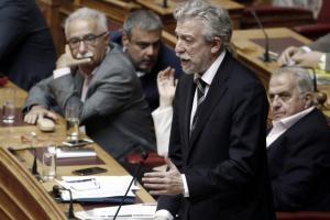 Βουλή – Live η ψηφοφορία για την αλλαγή φύλου
