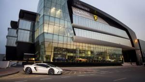 Η Lamborghini προετοιμάζεται για του νέου τύπου πελάτες της!