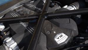 H Lamborghini επιμένει ατμοσφαιρικά