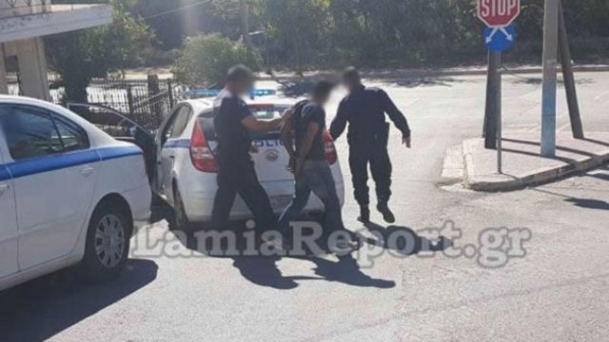 Λαμία: Η μεγάλη ατυχία των επίδοξων διαρρηκτών – Χτύπησαν την πιο ακατάλληλη στιγμή [pics] | Newsit.gr