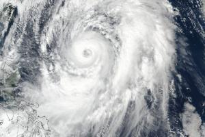 Ο τυφώνας Λαν «χτυπά» την Ιαπωνία, ανήμερα των εκλογών!
