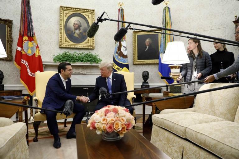 Τσίπρας – Τραμπ: Η Ελλάδα θα επιστρέψει – Συνεργασία για αναβάθμιση των F-16 [vid] | Newsit.gr