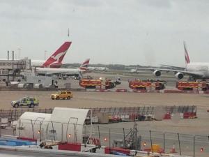 Συναγερμός στο αεροδρόμιο του Χίθροου – Εκκενώθηκε ένα τέρμιναλ