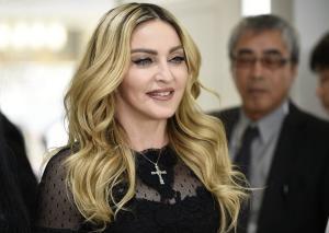 Η Madonna ανέβασε φωτογραφία από την Αθήνα!