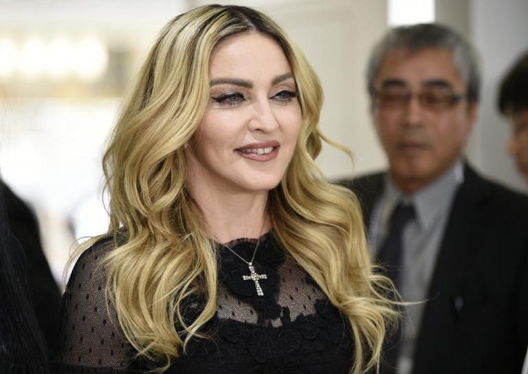Η Madonna ανέβασε φωτογραφία από την Αθήνα!   Newsit.gr