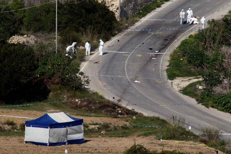 Μάλτα: Παγκόσμια κατακραυγή για την δολοφονία της δημοσιογάφου!   Newsit.gr