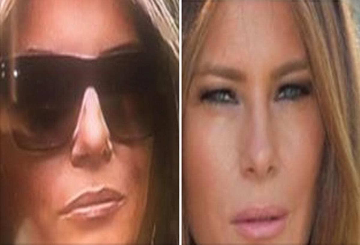 Νέα θεωρία συνωμοσίας για την Μελάνια Τραμπ: Χρησιμοποιεί… σωσία! [pics] | Newsit.gr