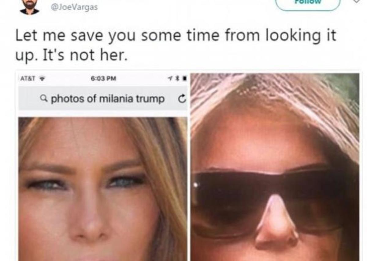 H Melania Trump προσέλαβε σωσία για να την αντικαθιστά; Χαμός στο twitter! | Newsit.gr
