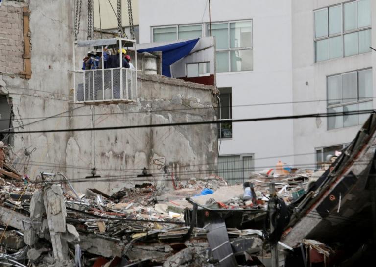 Μεξικό: Ανέσυραν το τελευταίο θύμα του σεισμού! | Newsit.gr