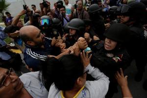 Βία και θάνατος σε φυλακή του Μεξικού! 13 τρόφιμοι νεκροί – Ξύλο συγγενών με την αστυνομία [pics, vids]