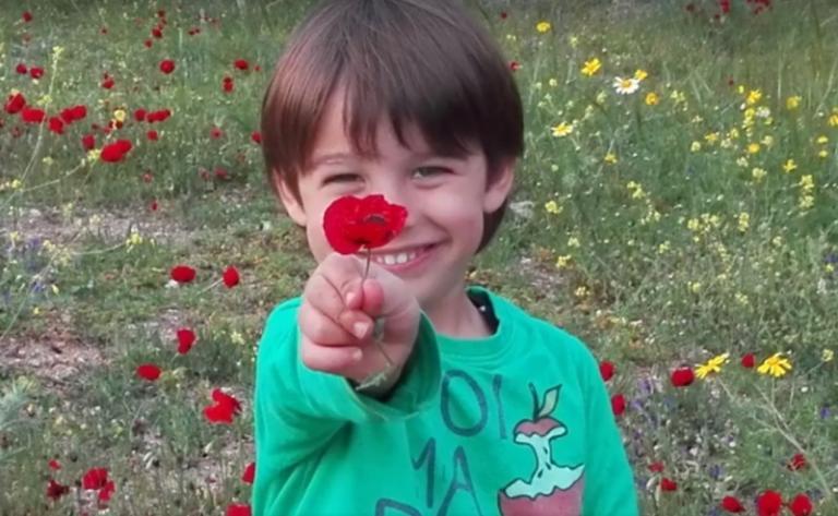 Ο μικρός Χριστόφορος πάσχει από παιδικό όγκο εγκεφάλου και κάνει έκκληση για βοήθεια | Newsit.gr