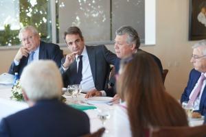 Μητσοτάκης: Οι χώρες του Κόλπου παρέχουν μεγάλες ευκαιρίες για προσέλκυση επενδύσεων
