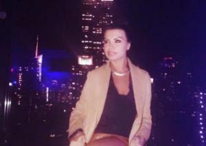 Νίνα Λοτσάρη: Περνάει υπέροχα στη Νέα Υόρκη και μας το δείχνει! [pics,vid]