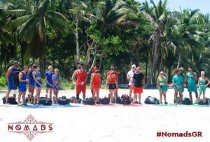 Nomads: Ποιος θα είναι ο τρίτος υποψήφιος προς αποχώρηση
