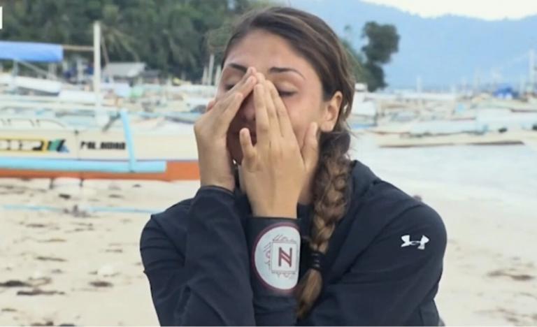 Nomads: Οι Ωκεανοί έκαναν την Ευαγγελία να κλάψει και την στέλνουν στο αγώνισμα των Αρχηγών | Newsit.gr
